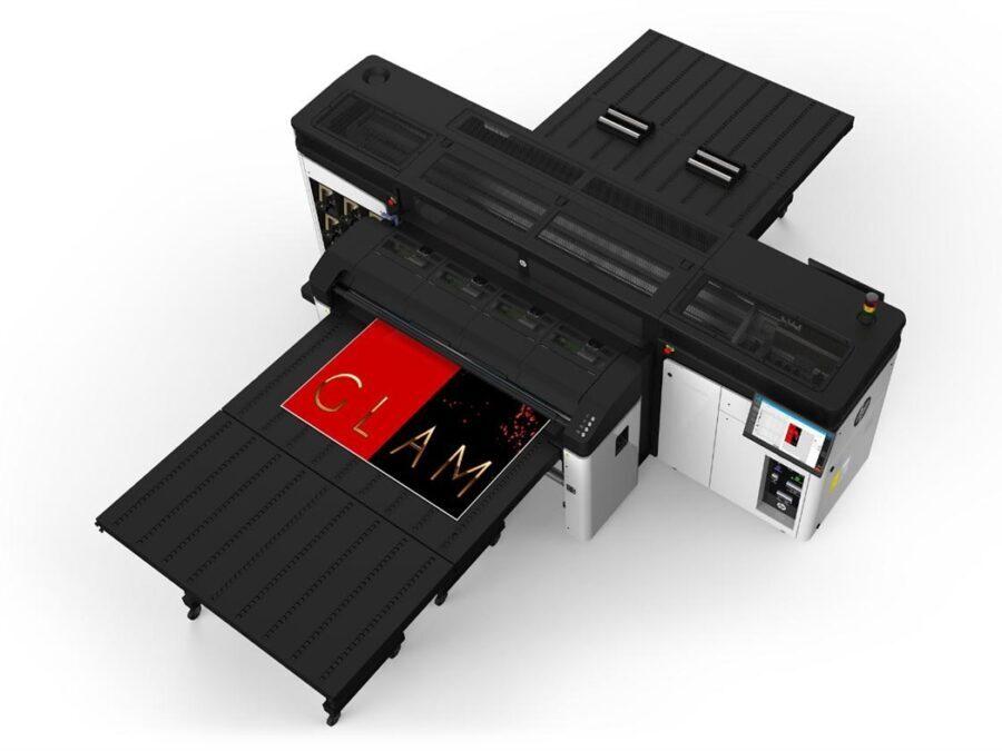מדפסות קשיחים HP לטקס